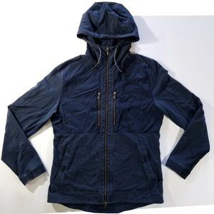 Lululemon Hooded Zip-Up Jacket with Pockets